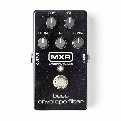 Mxr Pedale Basso Effetto Filtro Envelope Bypass con LED