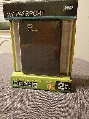 WD 2TB MY Passport X for Xbox One Portable External Hard Drive - USB