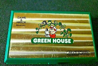game watch green house