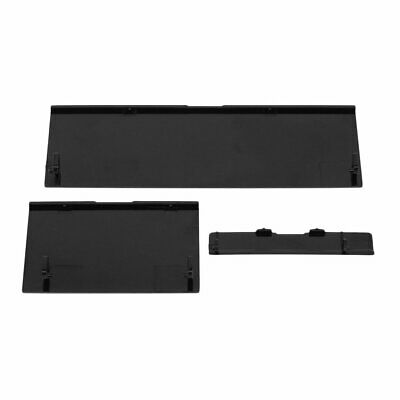 Replacement White Black Memeory Card Door Slot Cover Lid Door Cover for WII FV
