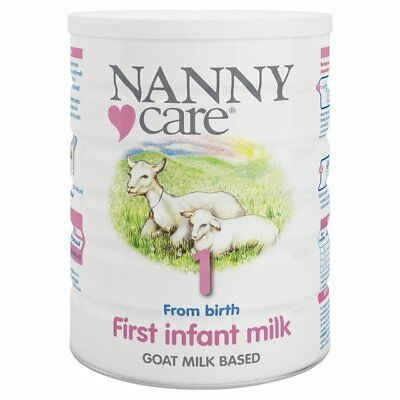 Nanny Care First Infant Milk Goat Milk Based 900g Stage 1