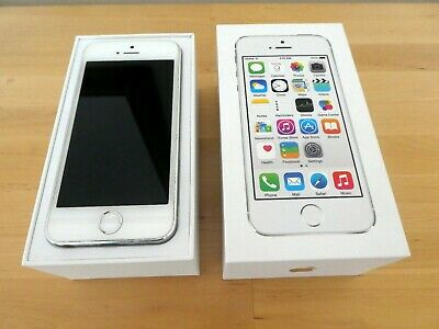 NEW Condition Apple iPhone 5S 16 / 32 / 64GB Unlocked Smartphone All Colours