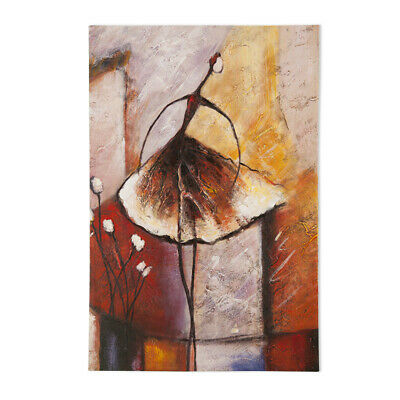 Abstract Hand Painted Oil Painting Modern Wall Art Decor With Frame Dancer