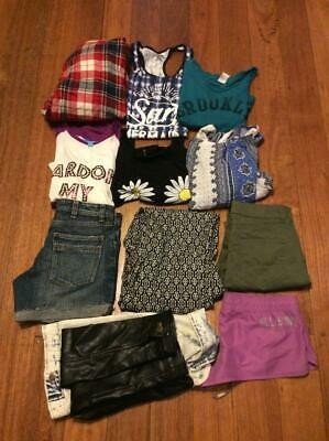 Bulk Mixed Bundle Womens Size 8 Small Clothes Excellent Used Condition Factorie