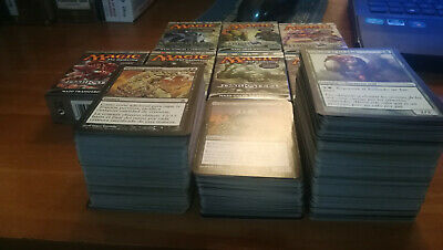 Lote cartas magic: Mirrodin, Quinto Amanecer y Darksteel