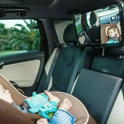 NEW Car Baby Child Inside Mirror View Rear Ward Back Safety Facing Care Infant