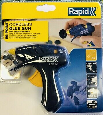 Rapid Eg Point Cordless Glue Gun