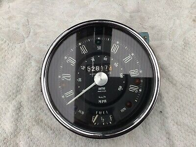 Very Good Condition For Age Chrome Bezel In Good Nick