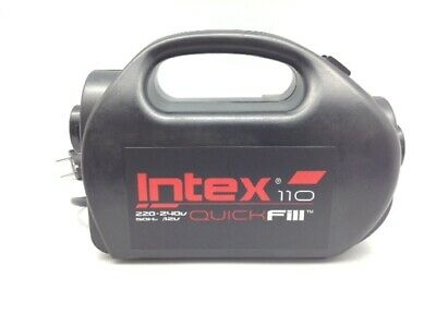 Compresor Portatil Intex Quick Fill 4806122