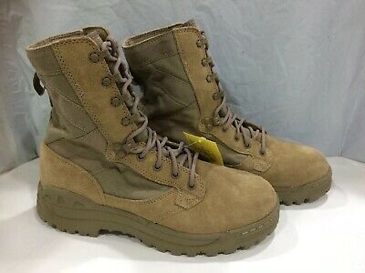 336029db8a7 USED MAGNUM AMAZON 5 Desert Army Non-Steel Combat Issue Boots UK 8L ...