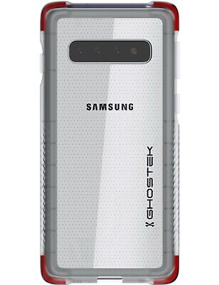 For Samsung Galaxy S10 Case | Ghostek COVERT Slim Clear Wireless Charging Cover