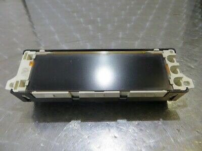 Display Infodisplay Borddisplay 9663205580 Peugeot 207