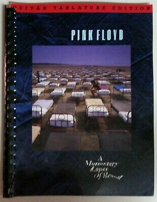PINK FLOYD ANIMALS Songbook Song Book No Tab Lots of Photos