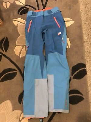 good out x promo code unique design WOMEN MAMMUT Eiger Extreme Mittellegi Pro HS Pants Size 12 ...
