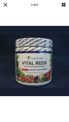 Gundry MD Vital Reds Concentrated Polyphenol Blend Dietary Supplement 4 oz New