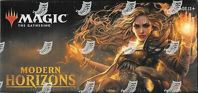 Mtg Magic The Gathering Modern Horizons 36-Pack Sealed Box (Eng), Get Yours 1St!