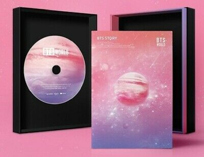 Pre Order Kpop BTS World OST CD Photobook Photocard Lanticular Poster free ship
