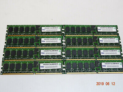 AP56K72S8BJE 2GB PC2-5300 DDR2-667MHz Fully Buffered 240 pin Dimm ATP