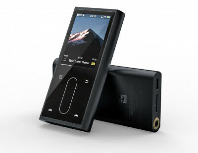 Fiio M3K Hi-Res Audio Player: Black