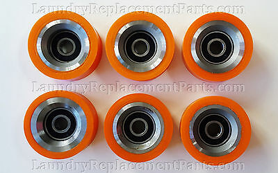 6PK 70298701 Roller Bearing For Alliance,Huebsch,Speedqueen,Cissel, Ipso,Unimac