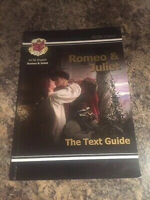 GRADE 9-1 GCSE English Shakespeare Text Guide - Romeo     by CGP