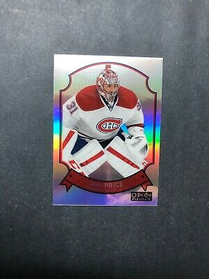 2014-15 OPC Platinum Retro Rainbow #28 Carey Price • Montreal Canadiens Opeechee