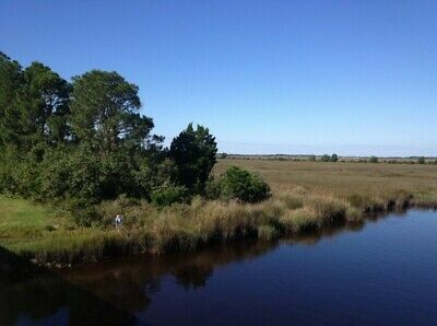 Waterfront Property: 7.52 Acres *Double Lot* Near Downtown Jacksonville Florida!