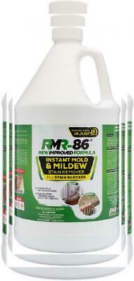 RMR-86 Instant Mold Stain and Mildew Remover 128 Fl. Oz (Pack of 1)