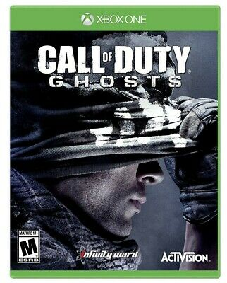 CALL OF DUTY:GHOSTS (Xbox One)