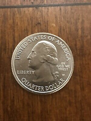 2019-W 25c Guam War In The Pacific Quarter Uncirculated