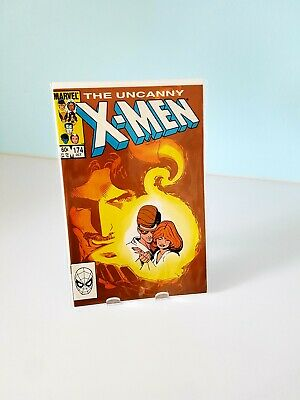 Uncanny X-Men #173 Dark Phoenix Appearance Marvel Comics