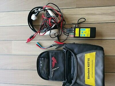 Field Phone And Wire Tracer Kx15  Vesala Kxr15 Kxt15
