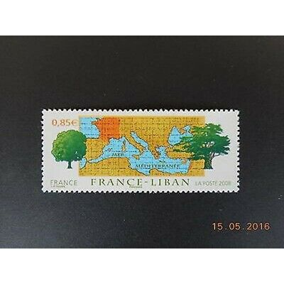 Timbre N° 4323 Neuf ** - France - Liban