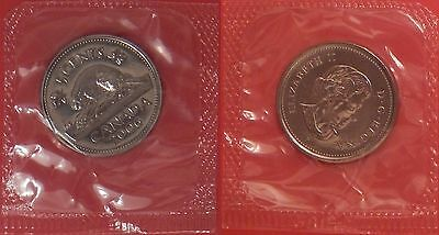 Proof Like 2006P Canada 5 Cents Sealed in Cello