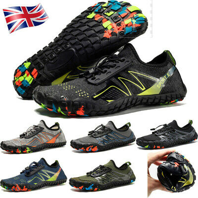 Aqua Beach Surf Wet Water Shoes Mens Womens Wetsuit Outdoor Sports Swim Boots UK