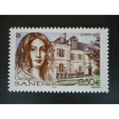 Timbre N° 3645 Neuf ** - George sand