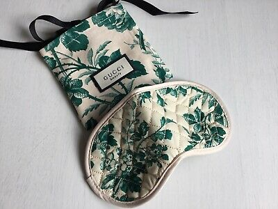 Gucci Bloom Eye Mask Accessory With Pouch VIP Gift Spring 2019 Brand New