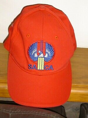 SACA Player Issue Hat x 2 + Coca Cola Shield Hat - Adult Size - RARE -3 HATS!!
