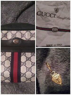 39f39f74d80 Auth GUCCI Vintage Ophidia GG Shoulder Bag Cross body Accessory Collection