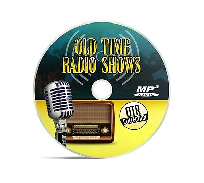 Inner Sanctum, Dark Fantasy Old Time Radio Horror 219 Radio Shows Huge Mp3/DVD