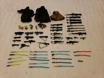 """Lot100 Pcs Accessories Weapons For Star Wars 3 3//4/"""" Inches Trooper action Figure"""