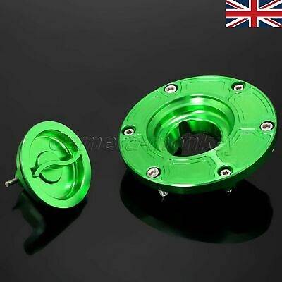 UK Seller Motorcycle CNC Fuel Gas Tank Cap Keyless fit for Triumph Street Triple