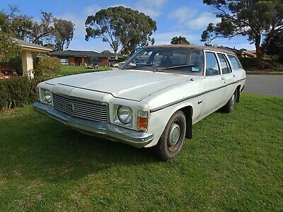 Holden HJ Wagon