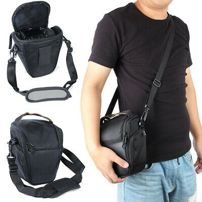 Triangle Camera Bag Case Backpack Waterproof for Canon Nikon Sony SLR DSLR
