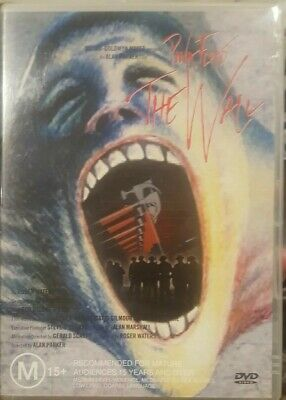 Pink Floyd The Wall Rare Deluxe Edition Dvd Music Alan Parker Film Roger Waters