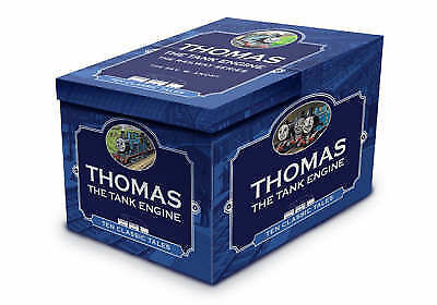 RRP £ 50.The railway series: Thomas the Tank Engine ten classic tales by W Awdry