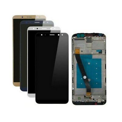 Lcd Display Huawei Mate 10 Lite Rne-L21 Frame Touch Screen Rne-L01