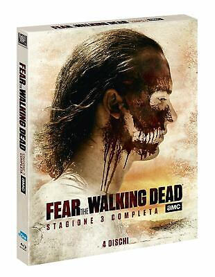 Fear the Walking Dead - Stagioni 1-3 (8 Blu-Ray) - ITA ORIGINALI SIGILLATI -