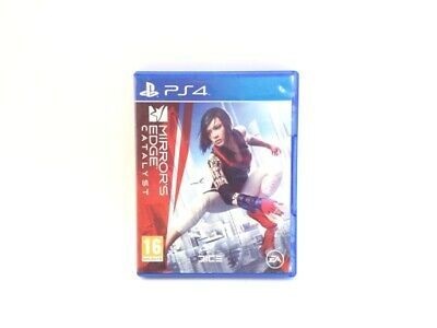 Juego Ps4 Mirrors Edge Catalyst Ps4 4810772