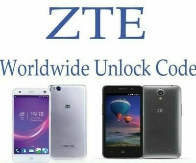 ZTE WORLDWIDE UNLOCK Code Unlock code for ZTE Zmax (T-Mobile) Z970